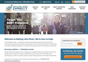 Mailing Lists Direct