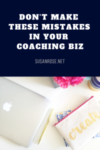coaching businesses