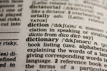 writing resources like dictionary.com