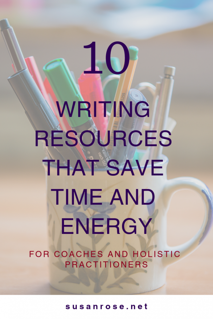 writing resources for holistic practitioners