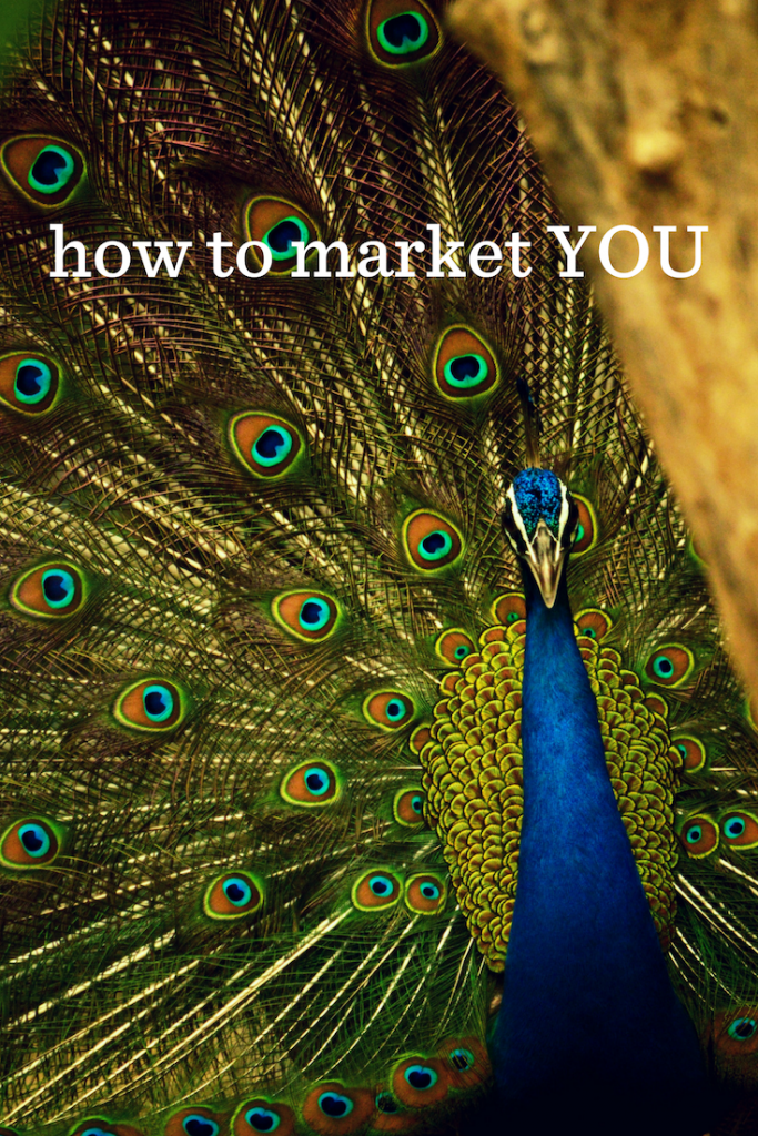 how to be you in marketing