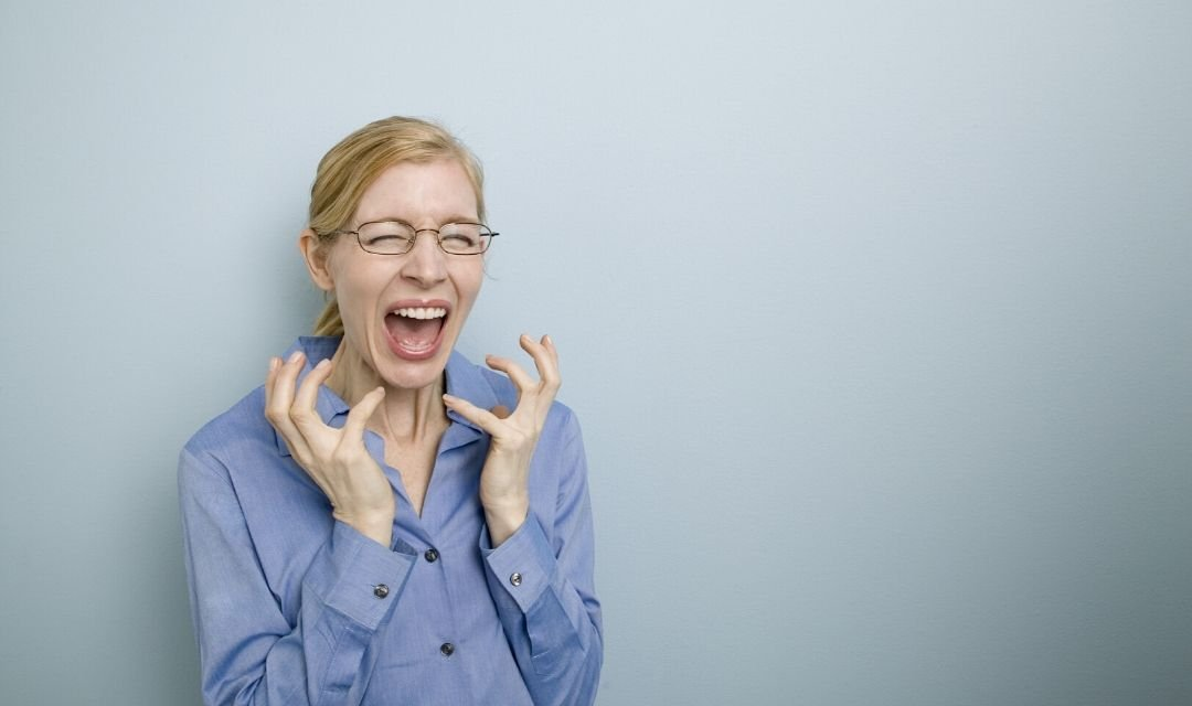 Does creating content make you want to scream?